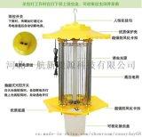 太阳能光触媒频振式杀虫灯