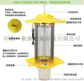 太陽能光觸媒頻振式殺蟲燈