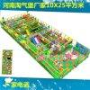 淘氣堡廠家室內大型組合遊樂設備兒童樂園專業生產淘氣堡