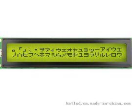 仪器仪表显示屏4002字符点阵模块