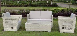 高檔休閒沙發, 仿藤家具 ,藤制沙發