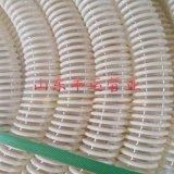 聚氨酯塑筋增强管PU透明耐磨抽吸管食品级输送软管
