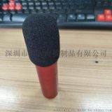 高密度加厚海绵罩 KTV麦克风套 海绵套 防风罩话筒罩