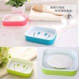 KHY014创意笑脸卡通 滤水PP塑料肥皂盒