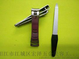 指甲钳指甲剪人用指甲钳美甲工具修甲器