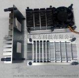 擴展卡下沉風扇散熱器