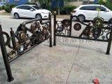 春艺美陈 护栏 工艺护栏 酒吧护栏 广场护栏