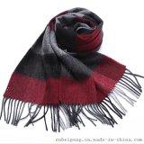 保暖針織圍巾