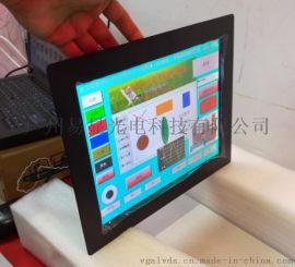 12寸工业一体机,12.1寸嵌入式工控电脑,12.1寸工业数控电脑,12.1寸触摸屏一体机