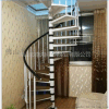 玻璃旋轉樓梯 別墅樓梯