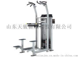 史蒂飞单能机商用单双杠提腿训练机HCD-2100
