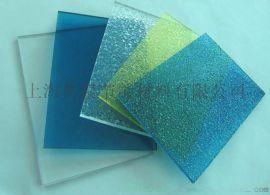 濟寧典晨4mm陽光板透明耐力板採光天幕專業快速