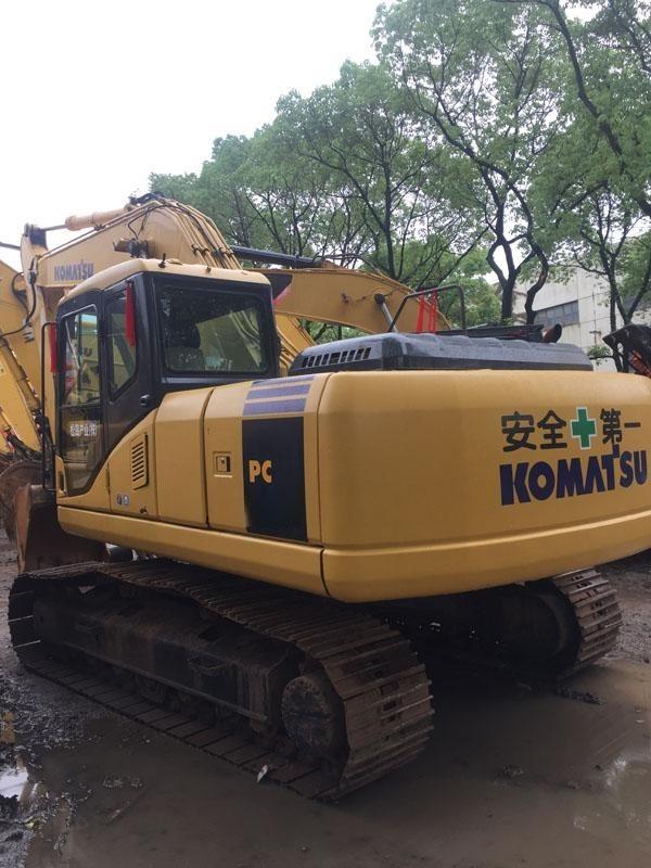 销售二手小松PC200-7挖掘机