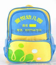 定制潜水料儿童书包 潜水料卡通书包