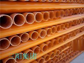 直銷玻璃鋼纏繞管道 夾砂管 電纜管 排污管 玻璃鋼管道 電力管