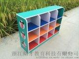 厂家直销幼儿园儿童防火板书包柜子