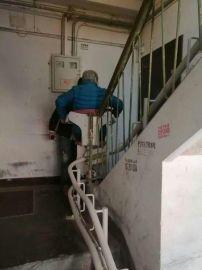 啓運QYXJZ老年人座椅電梯 樓道電梯斜掛升降機