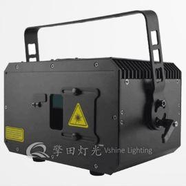新款 8W户外防水型全彩激光灯 激光灯 户外防水 激光灯 圣诞 擎田