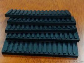 防滑垫,80度硅胶防滑垫,60*20*3.5MM格纹防滑垫,减震防滑垫