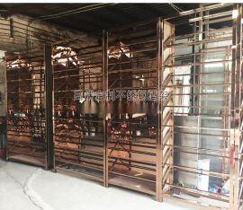 匯興誠hxc-jg專業定制不鏽鋼酒櫃
