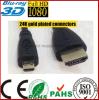 HDMI转安卓公头高清线缆