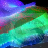 发光面料 光纤布料 夜光布料