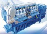 2500-9000KW燃气机发电机组