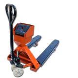 1吨电子叉车秤 液压电子磅称价格 搬运称重叉车称