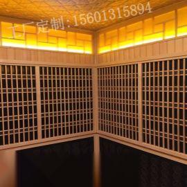 北京德莱桑拿房高端面定制