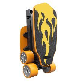 爱路卡登电动滑板车CS-C14可折叠迷你款四轮电动滑板深圳厂家直销