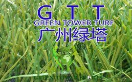 英国进口绿塔博纳网丝人足球场造草坪