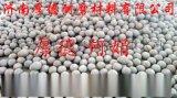 金属湿磨球磨机锻轧钢球锻钢球-济南厚德耐磨钢球厂
