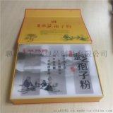 高档灵芝孢子粉礼品盒优选木质材料制作外观可定制