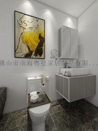 浴室柜家具订制厂家, 浴室柜家具私人订制, 浴室柜家具图片