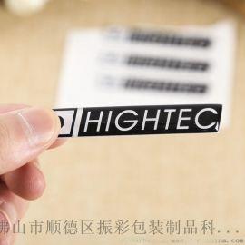 专业生产供应防锈合金电镀拉丝金属铭牌定做PVC不锈钢汽车标牌
