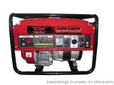 5千瓦单相汽油发电机