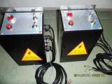轻型材料架电箱 自动收放料架电箱