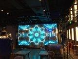 LED透明屏显示屏 LED双面透明屏 LED透明屏 LED透明屏弧形圆柱形高端定制