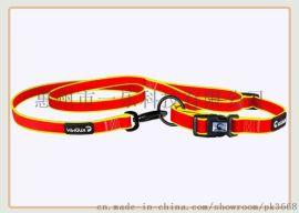 廠家現貨直銷PVC寵物用品雙色牽引繩 狗狗牽引繩亞馬遜爆款