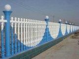 水泥艺术围栏彩色栏杆防火、隔音