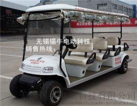 湖州電動高爾夫球車 四輪電動觀光車看房車