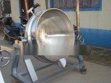 强大600L蒸汽加热夹层锅, 蒸煮锅, 炒锅,