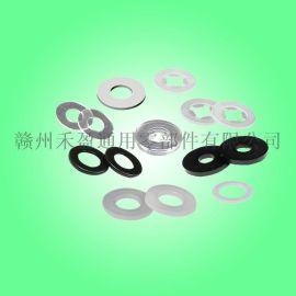 厂家低价批发 圆形塑料垫圈 塑料固定垫片 9x4.2x1