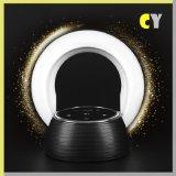 亞馬遜新款創意充電音箱小臺燈 無線藍牙歐式便攜式音響小夜燈
