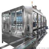 广东新九洲瓶装生产线桶装水灌装机