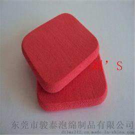 进口聚氨酯海棉化妆棉粉扑生产工厂热销