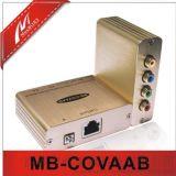 MB-COVAAB色差分量視頻模擬音頻延長器