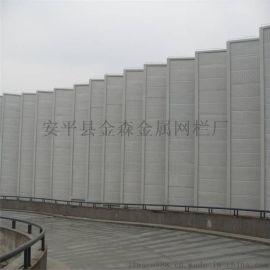 广东金属百叶声屏障厂家@高速公路声屏障厂家