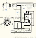 潜水铰刀排污泵,绝对不会堵塞的潜水排污泵