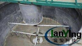 浓缩池悬挂式中心传动刮泥机WNG14
